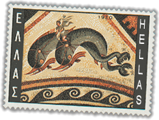 Envelope Stamp